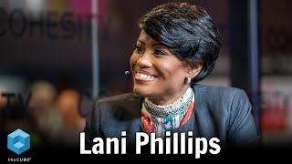 Lani Phillips, Microsoft   Microsoft Ignite 2019