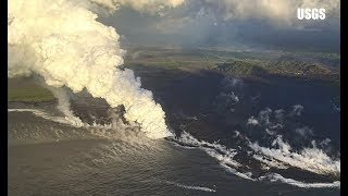 Nearly 10,000 and COUNTING! - 30 day totals from Mt Kilauea eruption