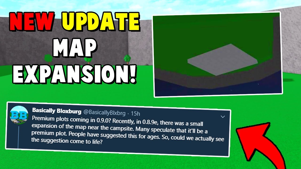 Huge Bloxburg Map Update New Cars Locations Roblox New Bloxburg Map Update Expansion Roblox Youtube