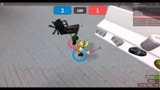 Roblox:Danh nhau trong sieu thi : Store Wars : NHT Gaming
