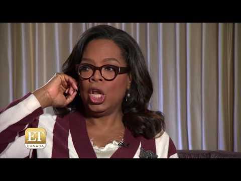 Oprah Winfrey Dishes On 'Henrietta Lacks' HBO Movie