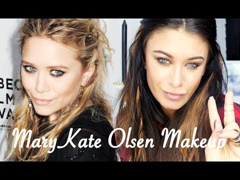 Mary-Kate Olsen Inspired Make-up