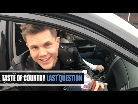 Trent Harmon Shares an American Idol Secret - Last Question