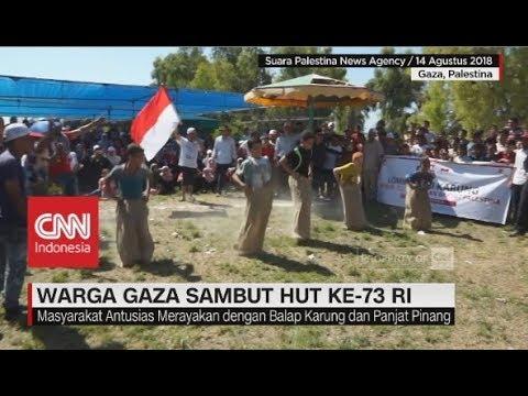 Warga Gaza Sambut HUT ke-73 RI - YouTube 61752459cc