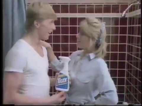 William Zabka 1984 Tilex Commercial