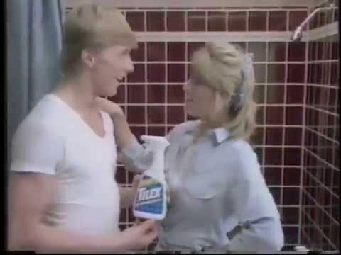 William Zabka 1984 Tilex Commercial