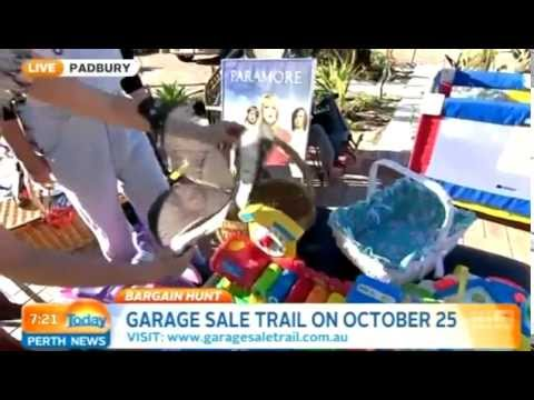 Garage Sale Trail Part 1 | Today Perth News