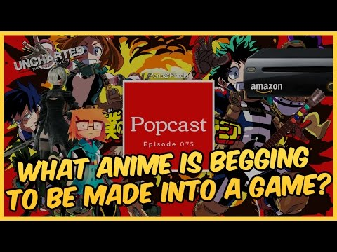 5 Minute Warning - What anime needs a game? Can anyone else enter the console market? - Episode 075