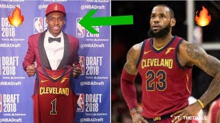 Breaking Down How Collin Sexton Fits With the Cleveland Cavaliers | Keeps LeBron James With Cavs?