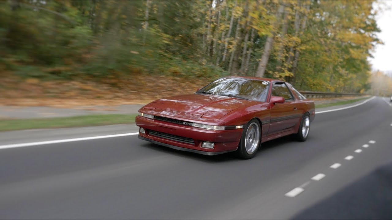 Nice Johnu0027s 1987 Toyota Supra Turbo (4K)   Story Time Ep. 3