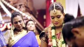 Hariharaan & Shamini | Singapore Cinematic Hindu Wedding Video Montage