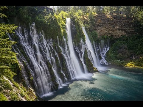 Northern Ca. Watershed Series-Burney Falls