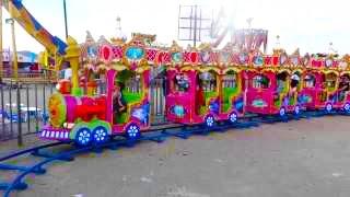 Đoàn tàu nhỏ xíu, tàu lửa, tàu hỏa, nhạc thiếu nhi 2015 -Trains for children