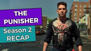 RECAP!!! - The Punisher: Season 2
