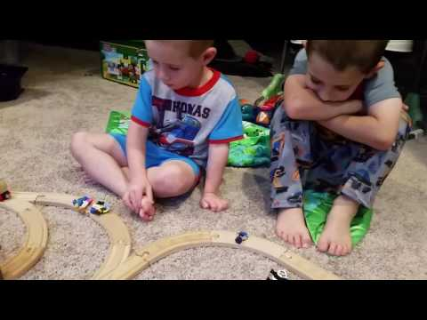 Vance Boys Trolley Problem