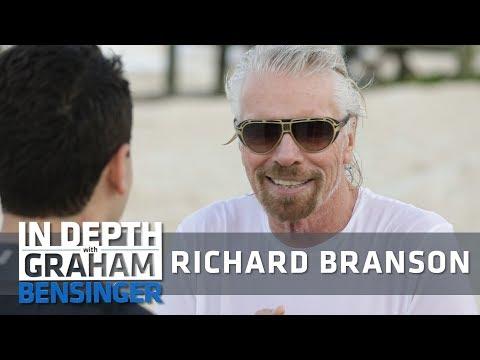 Richard Branson: Vacationing with President Obama