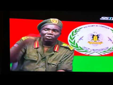 """REPUBLIC OF SOUTH SUDAN ARMy"" its time to work"
