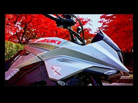 Suzuki KATANA Riding Impression - Promotion Movie