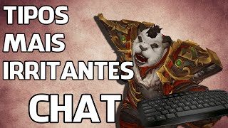 Tilt - Tipos mais irritantes de players -  CHAT