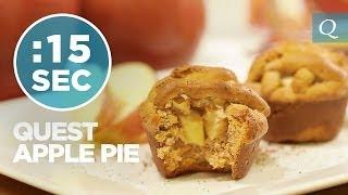 Quest Apple Pie - #15secondrecipe