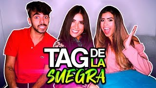 TAG DE LA SUEGRA! Odia a Fede? | Fedecole