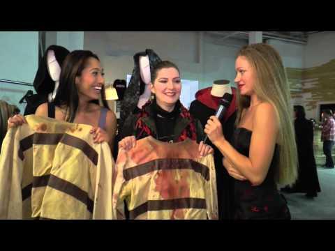 Saw Costume Designer Alex Kavanagh
