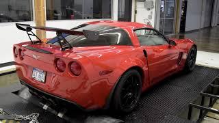 LS7 Road Course C6 Corvette
