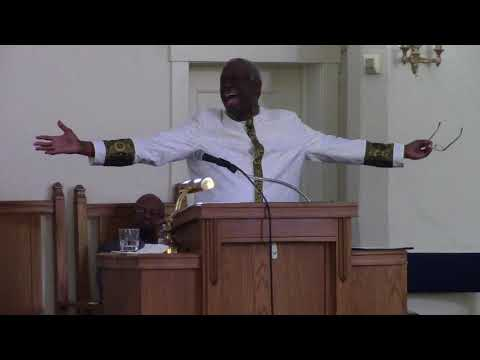 "Bishop Lindsay Jones ""The Moment Jesus Died"" Part 1"