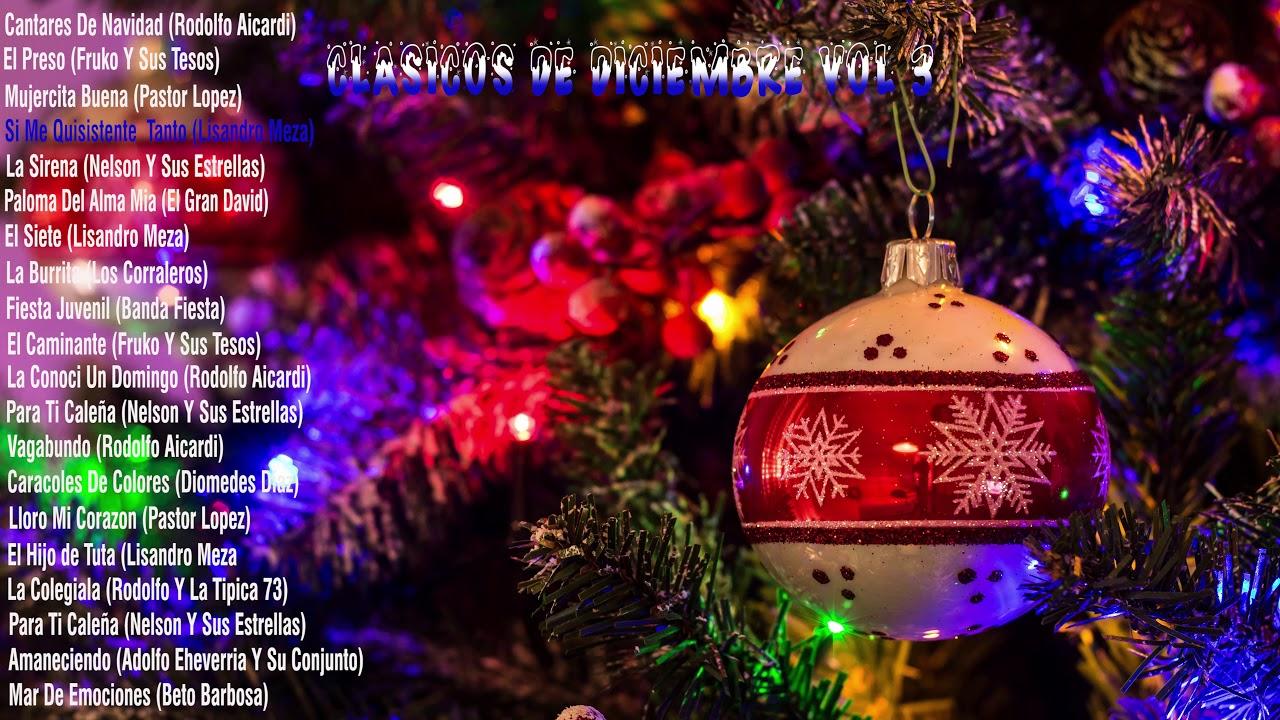 Musica De Diciembre Vol 04 4k Sonido Hd Youtube