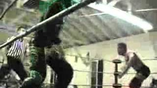 Super Dragon Chant (Wrestler Attacks Obnoxious Wrestling Fan)