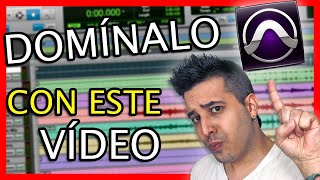 Tutorial PRO TOOLS ✔️ (CÓMO usar PRO TOOLS 🤔) 🎚 ¡CON SOLO 1 VIDEO! 🔊