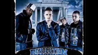 revolution urbaine feat   Soldats 2 Rue la melodie du ghetto
