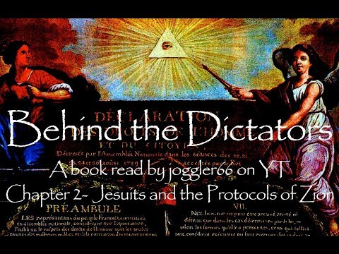 THE JESUITS AND THE PROTOCOLS OF ZION
