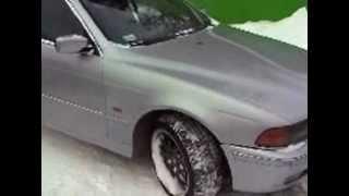 BMW 5ой модели 1999 года Е39