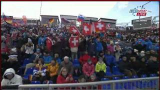 Video Tina Maze at the GIant Slalom of the FIS alpine World Championship 2011 download MP3, 3GP, MP4, WEBM, AVI, FLV Mei 2018