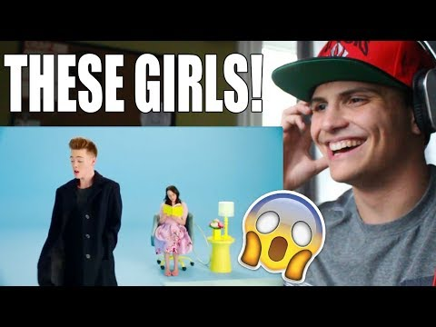 These Girls - Why Don't We [Official Music Video] REACTION