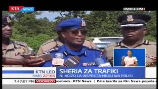 Sheria mpya ya vizuizi kuondolewa, baada ya agizo la Inspekta mkuu wa polisi