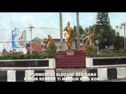 Suwarno   Endahing Kutho Purworejo
