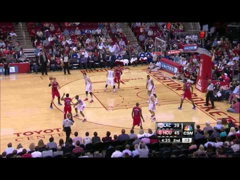 [March 30, 2013] Omer Asik - 13 Points, 12 Rebounds Full Highlights vs Los Angeles Clippers