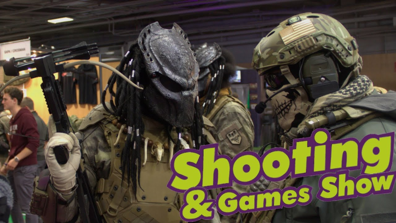 SHOOTING GAMES SHOW 2013