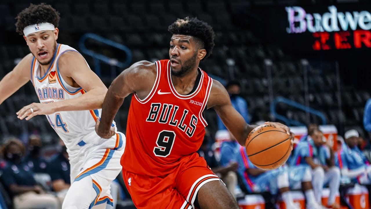 PATRICK WILLIAMS HAS GAME | Pre-Season Highlights | Chicago Bulls - YouTube