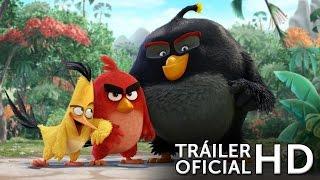 ANGRY BIRDS LA PELÍCULA. Tráiler Oficial HD en español. Ya en cines.