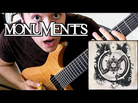 MONUMENTS - I, The Destroyer (Cover) + TAB