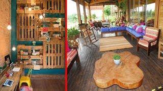 Ideas Rustic Decor Ideas - Modern Rustic Style Rooms Bedroom & Living Room Design