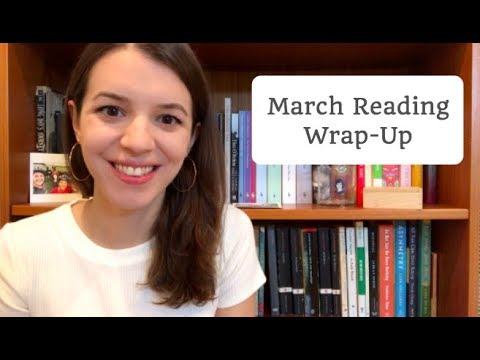 Reading Wrap Up | March 2019