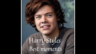 Harry Styles - Best moments #2
