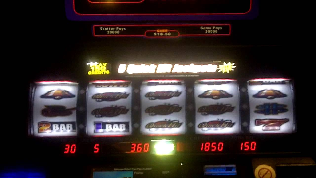 Bally Quick Hits Slot Machine