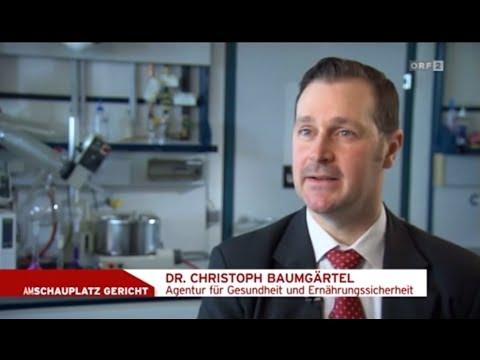 Mögliche schwere Nebenwirkungen durch Ciprofloxacin? Klage vor Gericht  Christoph Baumgärtel AGES