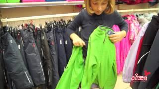 Обзор теплого детского спортивного костюма