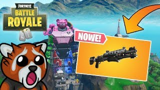 NEW PATCH! NEW WEAPONS ARE IMPOSSIBLE! -Fortnite Ewron #291